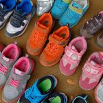 childrens shoes removed in Korea